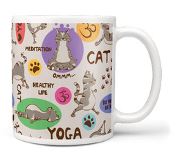Hrnek Kočičí jóga