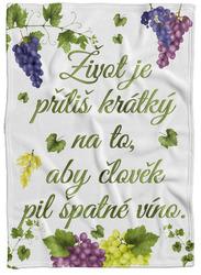 Deka Špatné víno
