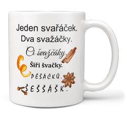 Hrnek Svařáček