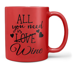 Hrnek Wine love