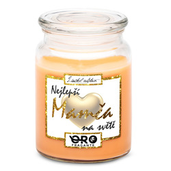 Svíčka Nejlepší mamča
