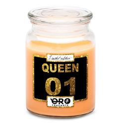 Svíčka Queen 01