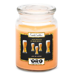 Svíčka Na jedno