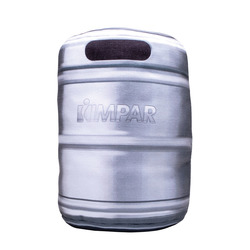 3D polštář Pivní sud