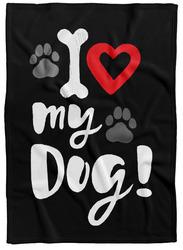 Deka I love my dog
