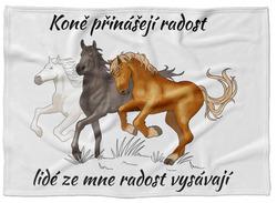 Deka Koně přinášejí radost