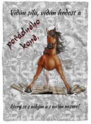 Deka Pořádný kůň