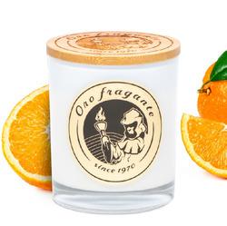 Svíčka s vůní Kalifornských pomerančů