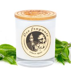Svíčka s vůní Svěžího zeleného čaje