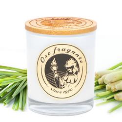 Svíčka s vůní Šťavnaté citrónové trávy
