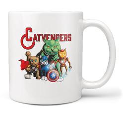 Hrnek Catvengers
