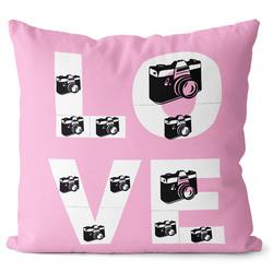 Fotopolštář (40x40) LOVE
