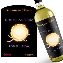 Víno Nejlepší manželka pod sluncem