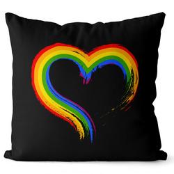 Polštář LGBT Heart