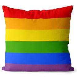 Polštář LGBT Stripes
