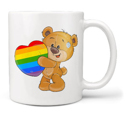 Hrnek LGBT Bear