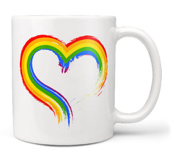 Hrnek LGBT Heart