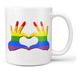 Hrnek LGBT Hands