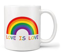 Hrnek LGBT Rainbow