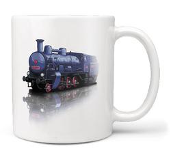 Hrnek Parní lokomotiva