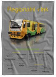 Deka Regionální vlak