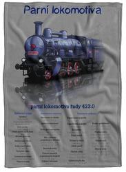 Deka Parní lokomotiva