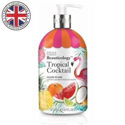 Mýdlo na ruce 500ml s vůní tropického koktejlu