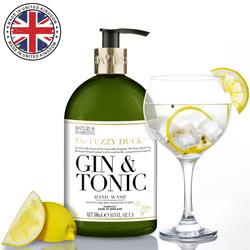 Mýdlo 500ml s vůní ginu s tonicem