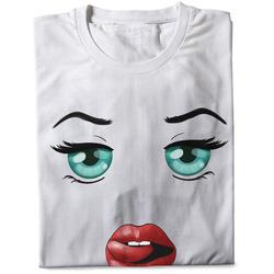 Tričko Sexy face – dámské