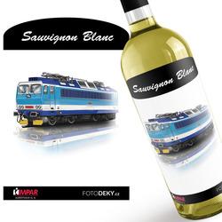 Víno Lokomotiva 362
