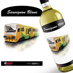 Víno Regionální vlak