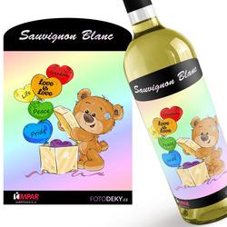 Víno LGBT Balloons