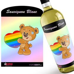 Víno LGBT Bear