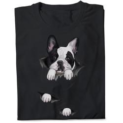 Pánské tričko Buldoček