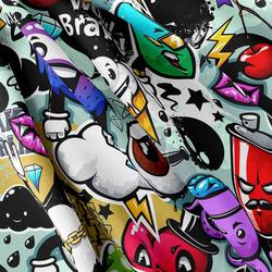 Softshell – Graffiti