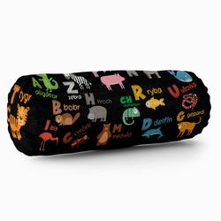 Relaxační polštář – Zvířátka ABC