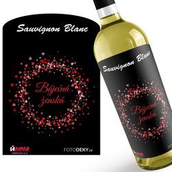 Víno Báječná ženská
