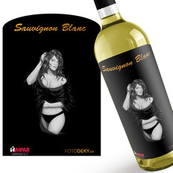 Víno Sexy girl