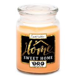 Svíčka Home sweet home