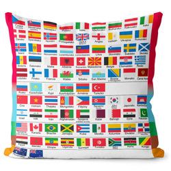 Polštář Nejdůležitější vlajky