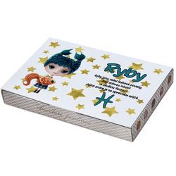 Bonboniéra Znamení pro děti -  Ryby  (21.1. - 20.3.)
