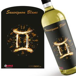 Víno Symbol znamení - Blíženci (22.5. - 21.6.)
