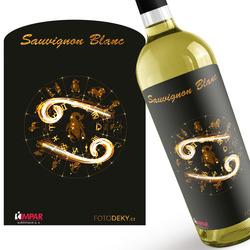 Víno Symbol znamení - Rak (22.6. - 22.7.)