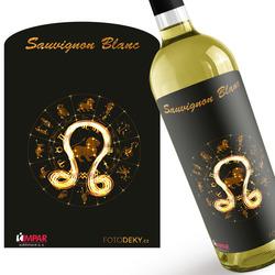 Víno Symbol znamení - Lev (23.7. - 22.8.)