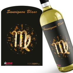 Víno Symbol znamení - Panna (23.8. - 22.9.)