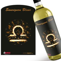 Víno Symbol znamení - Váhy (23.9. - 22.10.)