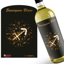 Víno Symbol znamení - Střelec (23.11. - 21.12.)