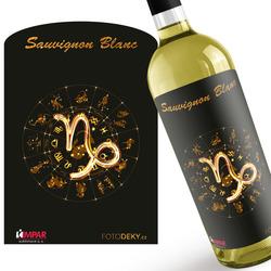 Víno Symbol znamení - Kozoroh (22.12. - 20.1.)