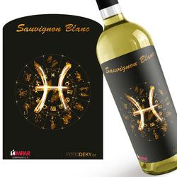 Víno Symbol znamení - Ryby (21.2. - 20.3.)