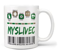 Hrnek Myslivec 100%